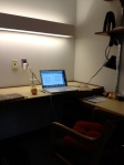 Study Room in UNC Davis Library