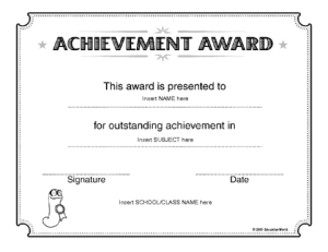 certificate_achievement_award
