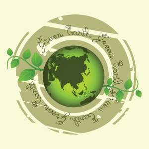 stamp_with_green_earth