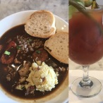 Gumbo and Bloody Mary