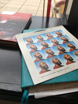 Marvin Gaye stamps